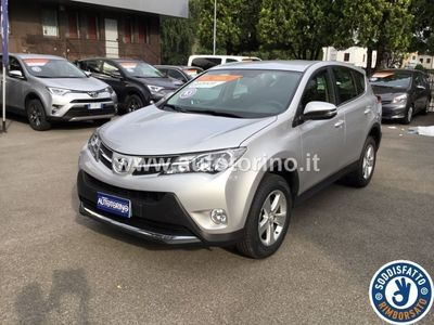 second-hand Toyota RAV4 RAV 42.0 d-4d Active 2wd 124cv mt