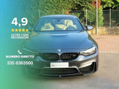 usata BMW M4 Competition package DCT-Italiana!