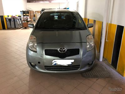 used Toyota Yaris 1.4 tdi D-4D