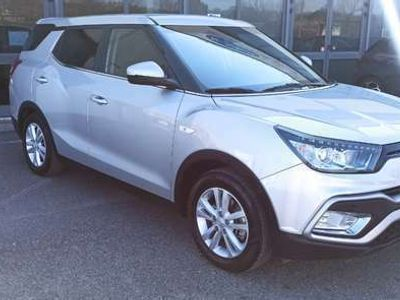 usata Ssangyong XLV 1.6 2WD Bi-fuel GPL