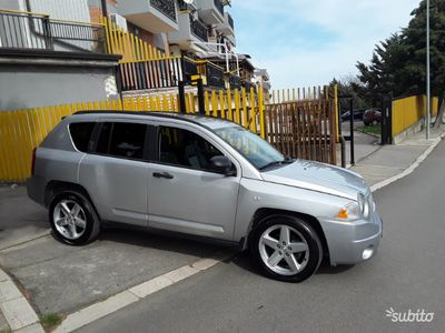 used Jeep Compass 2.0 Turbodiesel DPF Limited