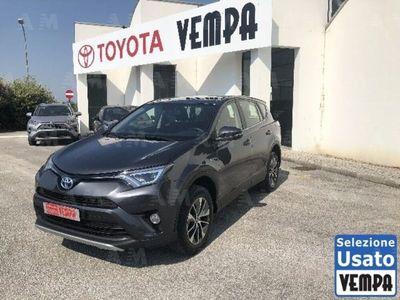 usata Toyota RAV4 Hybrid 2WD Active del 2016 usata a Musile di Piave