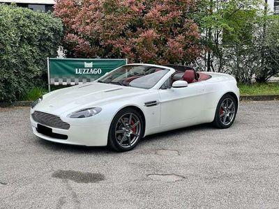 usata Aston Martin Vantage VolanteVOLANTE UNICOPROPRIETARIO