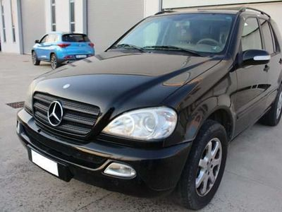 usata Mercedes ML270 turbodiesel cat CDI SE Leather