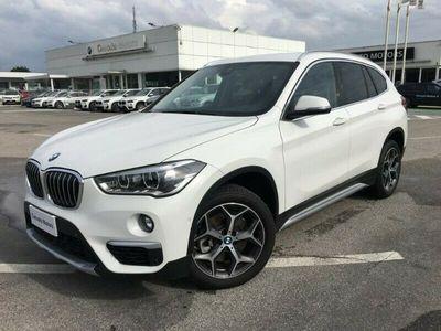 usata BMW X1 sDrive18i xLine del 2020 usata a Legnaro