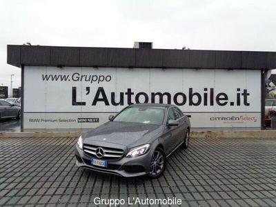 usata Mercedes C200 Classe C - W205 BerlinaBluetec