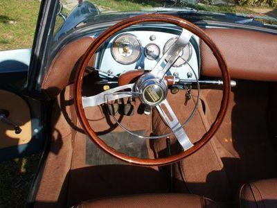 usata Fiat 1100 TV Trasformabile del 1955, Appena restaurata