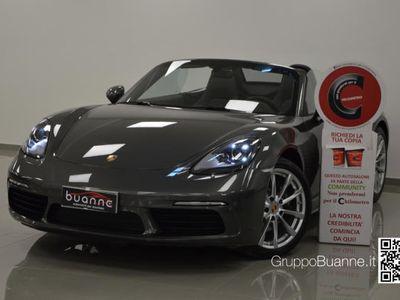 usado Porsche 718 Boxster2.0 300 CV PDK NAV PELLE KM CERT ITALY