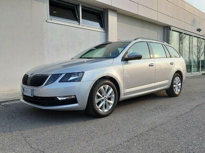 usata Skoda Octavia wagon 1.6 tdi Executive 115cv dsg