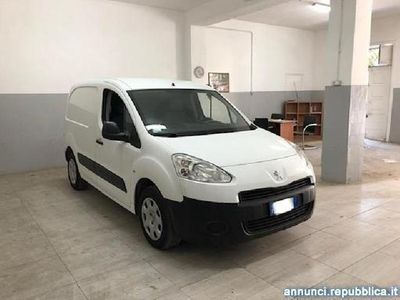 used Peugeot Partner 2014 1.6 HDI 90cv PERFETTO