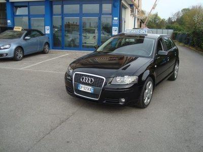 usata Audi A3 Spb 1.6 Ambition Gas Gpl Usato