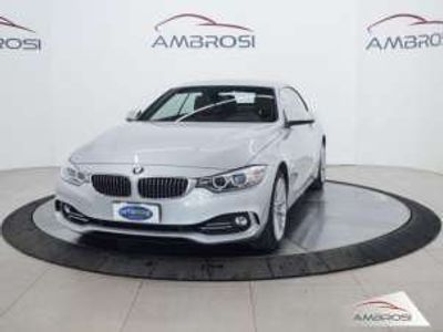 usata BMW 435 Cabrio dA xDrive Luxury Diesel