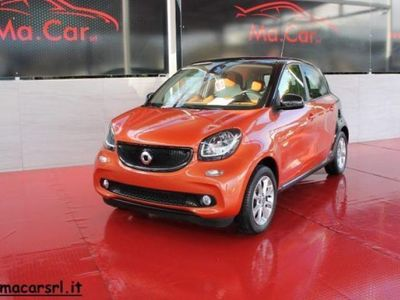 used Smart ForFour 70 1.0 Passion 2015