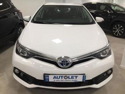 usata Toyota Auris Auris 2015 BENZINA1.8 HYBRID ACTIVE CVT