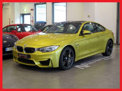 usata BMW M4 Coupé ** ITALIANA - FULL OPTIONAL **