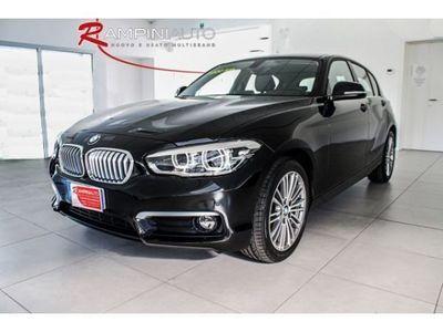 usata BMW 116 D KM 7.000 Pronta Consegna GARANZIA UFF.