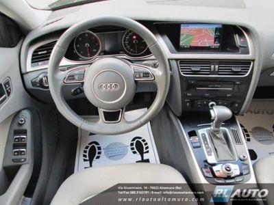 usata Audi A4 2.0 TDI 143CV F.AP. multitronic Xenon Navi
