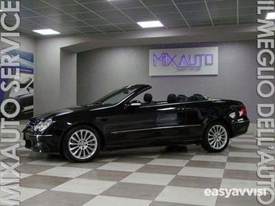 brugt Mercedes CLK320 CDI Cabrio 165kw Avantgard