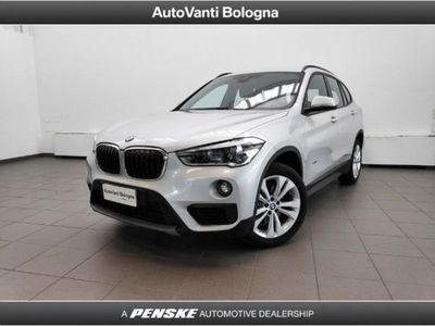 usado BMW X1 xDrive 18d Advantage