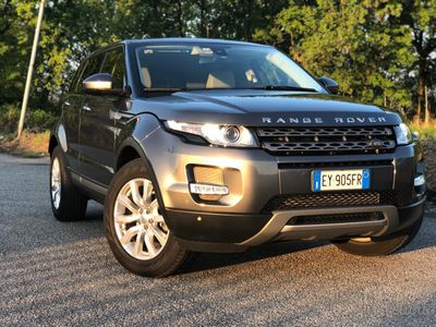 brugt Land Rover Range Rover evoque 2.2 Sd4 5p. Pure Tech Pack