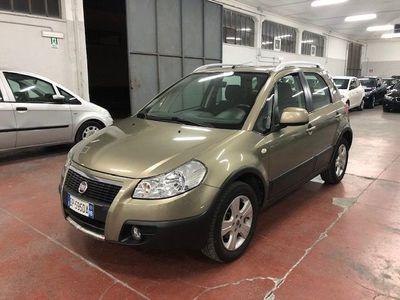 usata Fiat Sedici 1.6 16V 4x4 Emotion - Km. 58.000 -