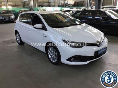 gebraucht Toyota Auris AURIS1.8 Hybrid Active cvt