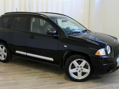 usata Jeep Compass 2.0 TD 140 HP 4WD LIMITED