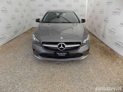second-hand Mercedes CLA200 d s.w. automatic business diesel
