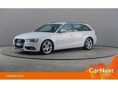 usata Audi A4 Avant 2.0 Tdi 110kw Multitronic Business