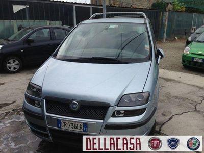 usata Fiat Ulysse 2.2 JTD Dynamic FAP