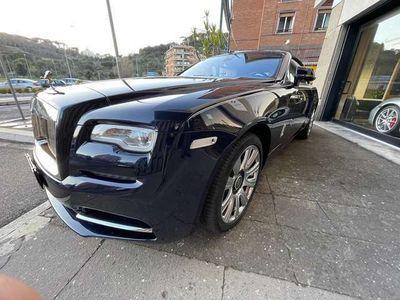usata Rolls Royce Dawn