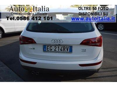 usata Audi Q5 2.0 TDI 170 CV quattro TAGLIANDI