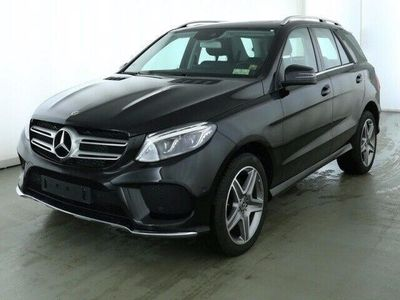 brugt Mercedes GLE250 d 4Matic Sport AMG LINE