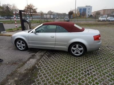 usata Audi A4 Cabriolet 1.8t