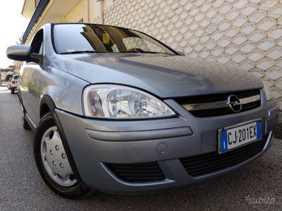 usata Opel Corsa 1.0 BENZ 44 KW EURO 4 KM ORIG NUOVA2004