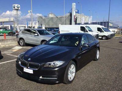 usata BMW 518 SERIE 5 BERLINA d Business 150cv auto E6