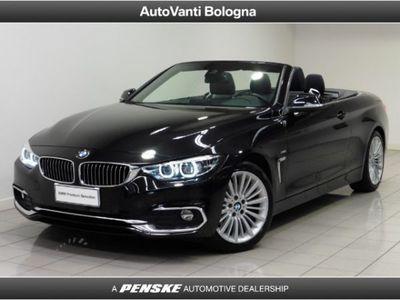 gebraucht BMW 420 d Cabrio Luxury