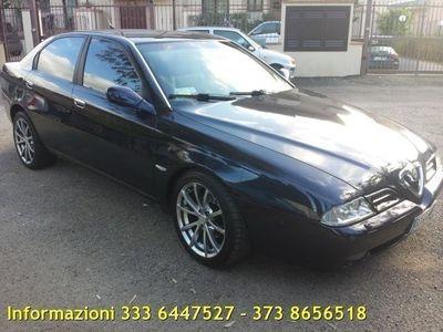 usata Alfa Romeo 166 2.4 Jtd Cat Distinctive Motore Rotto Usato