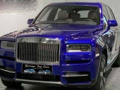usata Rolls Royce Cullinan CullinanSALAMANCA