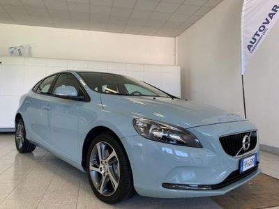 brugt Volvo V40 D2 Geartronic Kinetic usato