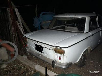 second-hand Fiat 1500 del 1963 da restaurare