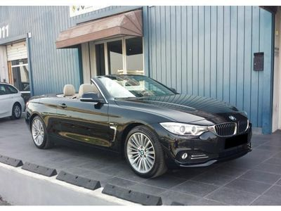 usata BMW 420 d CABRIO LUXURY C/AUT NAVI PROF PELLE XENON CAMERA