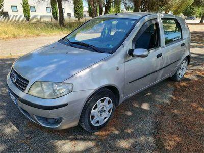 usata Fiat Punto 1.2 benzina 5 porte km 125000