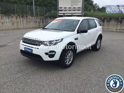 used Land Rover Discovery DISCOVERYsp. 2.0 td4 SE awd 150cv
