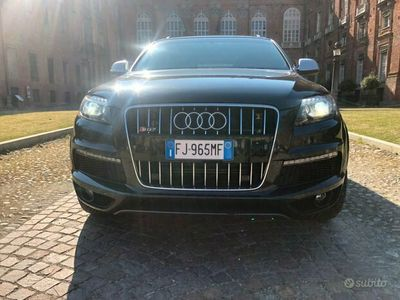 usata Audi Q7 Q7 4.2 V8 TDI quattro tiptronic