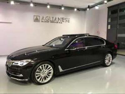 usata BMW 730L d xDrive Eccelsa Limousine 4 Posti