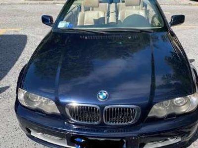 usata BMW 330 Cabriolet Serie 3 (E46) cat