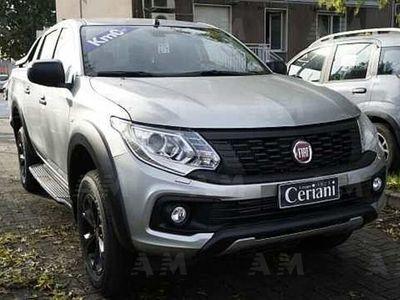 usata Fiat Fullback 2.4 180CV Doppia Cabina Automatica LX Cross nuova a Legnano