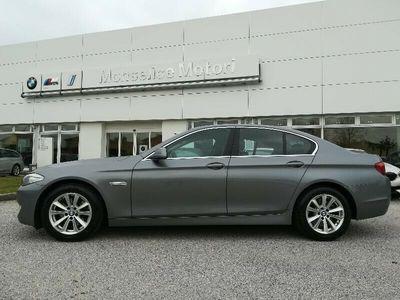 usata BMW 520 Serie 5 d Business aut. del 2013 usata a Rovigo