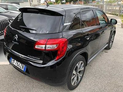 brugt Citroën C4 Aircross 1.6 HDi 115 Stop&Start 4WD Exclusive